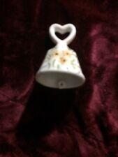 Miniature Vintage Porcelain Bell