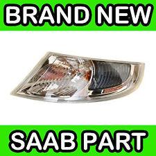 Saab 9-5 (02-05) Front Indicator Lamp / Light / Lens (Left)