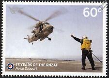 2012 Kaman SH-2G SUPER SEASPRITE Helicopter 75th Anniv. RNZAF Aircraft Stamp