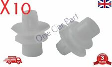 10x SMART CAR BODY PANEL CLIPS PLASTIC FIXING REAR ARCH FORTWO CITY COUPE 450