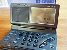 SONY ICF-SW100S Weltempfänger (System) in BOX *TOP* *RAR*