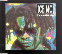 ICE MC Maxi CD It's A Rainy Day - England (VG+/EX+)