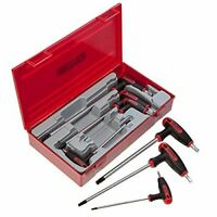 Teng Tools Sale!!  7Pce Metric Power T Handle Hex Allen Key Set 2.5 > 8mm