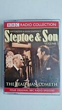 Steptoe and Son Volume 1 The Lead Man Cometh  BBC Radio Collection 2 x Cassettes