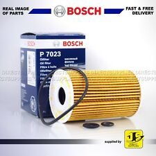 BOSCH OIL FILTER FOR AUDI SEAT SKODA VW BEETLE CADDY GOLF JETTA PASSAT P7023