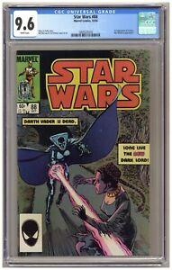 Star Wars 88 (CGC 9.6) 1st app. Lumiya; Lady Sith; Mandalorian; Mon Mothma; 1984