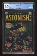 Tales to Astonish #33 CGC 6.5 1962 1497233008