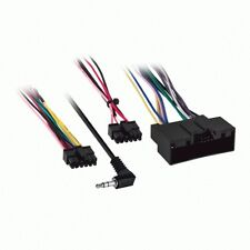 s l225 axxess car audio & video wire harnesses for ford ebay ford integration wire harness at bayanpartner.co