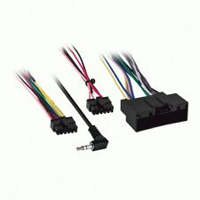 s l225 axxess car audio & video wire harnesses for ford ebay ford integration wire harness at webbmarketing.co
