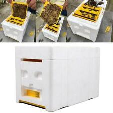 Pollination Beekeeping King Box Hive Harvest Bee Box Garden Foam Frame Equipment