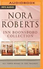 Inn Boonsboro Trilogy by Nora Roberts  (Unabridged Audiobooks on MP3 Discs)