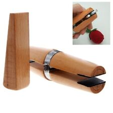 Jewelry Wood Ring Clamp Jewelers Holder Making Hand Tool Benchwork
