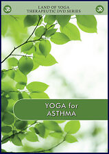 Yoga for Asthma Therapeutic DVD (2010)