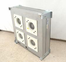 S.V. Techsol 99-17070-01 Hepa Fan Unit & Camil Farr 855028406 Filter 220V Quad