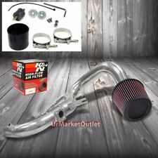 Cold Air Intake Induction Kit/K&N RU4950 Dry Filter For Toyota 07-09 Yaris 1.5L