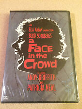 A Face in the Crowd DVD Andy Griffith Patricia Neal New Out Of Print HTF