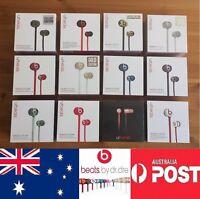 Urbeats Headphones Earphones Full Range Brand New Sealed -  Free Post Tracking!