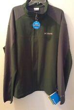 NWT Men's Sz XL Columbia Omni-Shield Shadow Heights Shell Jacket ~ MSRP $115