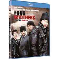 Blu Ray FOUR BROTHERS - Quattro Fratelli  - (2005)  ......NUOVO