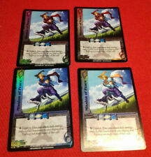 UFS Foil/Promo Cards x4 - Samurai Showdown - MISSION OF PEACE playset