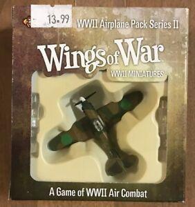 Wings of War / Wings of Glory WWII (WW25c) Hawker Hurricane Mk II.B - Kuznetsov