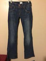 Hudson Women's Medium Wash Bootcut Jeans Size 26