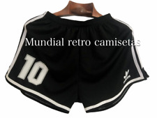 Maradona Argentina world cup 1990 Short pantaloncini home (retro)