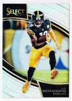 2018 Select Field Level Prizm JuJu Smith-Schuster Pittsburgh Steelers #247