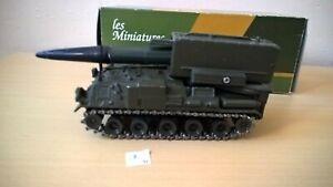 SOLIDO - AMX 30 PLUTON - 1/50E - N°238 - 9-1977
