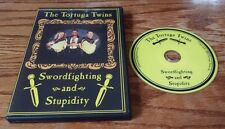 The Tortuga Twins: Swordfighting and Stupidity (DVD) MN Renaissance Festival