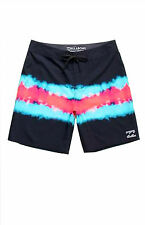 "NEW BILLABONG SUNDAYS X RIOT 19"" MENS BOARDSHORTS SWIM SUIT BERMUDA TRUNK SZ 38"