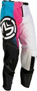 Moose Racing S20 M1 Motocross MX Offroad Pants - Black/Pink