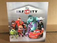 DISNEY INFINITY POWER DISC BOOK WITH 11 DISC