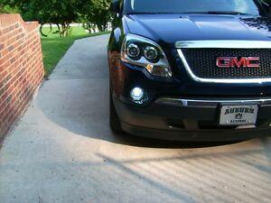 Angel Eye Fog Lamps Driving Light Kit for 2007-2012 GMC Acadia & Denali