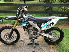 2013 Kawasaki KX
