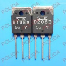 1pairs or 2PCS Transistor SANKEN TO-3P 2SB1383/2SD2083 B1383/D2083