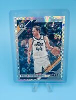 Bojan Bogdanovic 2019-20 Donruss Optic Checkerboard HOLO PRIZM #79 Jazz SSP📈📈