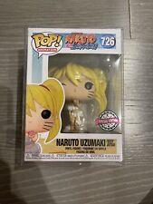 Funko POP! Naruto Uzumaki (Sexy Jutsu) #726 Special Edition w/Protector!