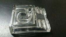 Paragon No. 45 U.S.A. Glass Inkwell & Pen Holder