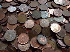 1 Kg/Kilogramm Restmünzen/Umlaufmünzen One Cent / 1 Cent  Kanada