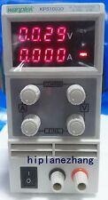 Hi-Resolution 0.01V/0.001A Mini DC Power Supply Output 0-100V 0-3A AC110-220V