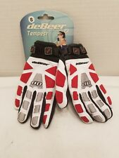 BRAND NEW DeBeer Womens Tempest Glove Size Small # D43782 TEMGL-S-RED S
