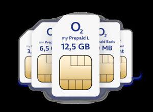 PrePaid SIM Karte registriert & aktiviert diverse Anbieter ohne Vertrag