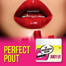 JUICY LIPS LIP PLUMPING CREAM BIG PLUMP LIPS SOFT MOIST BIG VOLUME FULLER LIPS