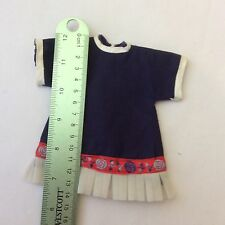 Attractive Dress for vintage doll  - vintage dolls clothes
