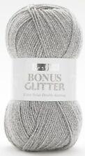 Hayfield Bonus Glitter Double Knit 100g - Complete Range 226 Glisten