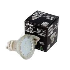 LED Line® GU10 Spotlight Bulb SMD 1W Green Low Consumption Energy Saving Light
