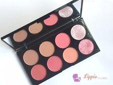 Make Up Revolution Ultra Blush Palette - Sugar and Spice