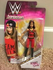 WWE Superstars Nikki Bella Action Figure by Mattel  Team Bella