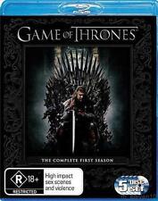 GAME OF THRONES SEASON 1 : NEW Blu-Ray